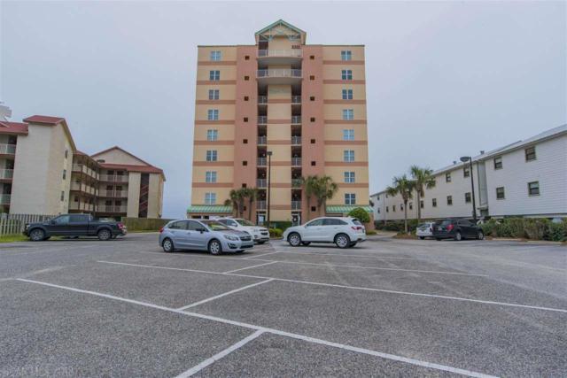 433 W Beach Blvd #802, Gulf Shores, AL 36542 (MLS #268223) :: The Premiere Team