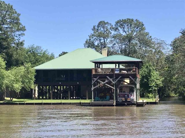 16001 River Drive, Summerdale, AL 36580 (MLS #268431) :: Gulf Coast Experts Real Estate Team