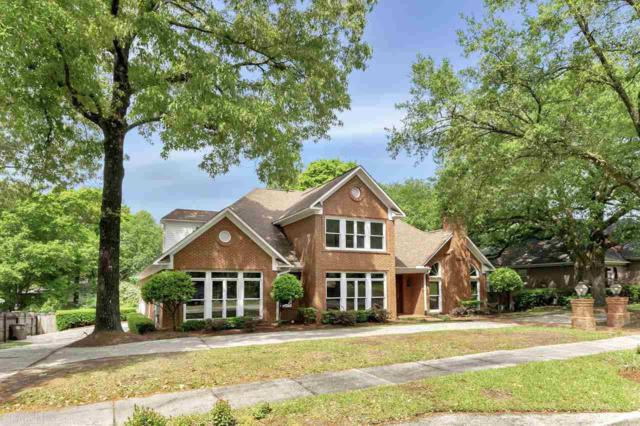 2616 Charlotte Oaks Drive, Mobile, AL 36695 (MLS #268441) :: Gulf Coast Experts Real Estate Team