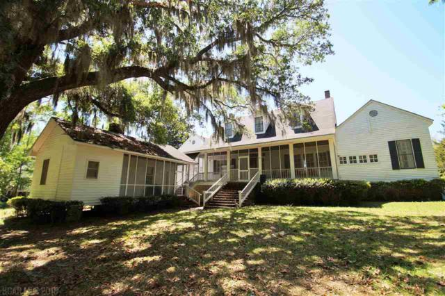 100 Deer Court, Daphne, AL 36526 (MLS #268459) :: The Kim and Brian Team at RE/MAX Paradise
