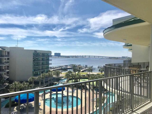 27580 Canal Road #1512, Orange Beach, AL 36561 (MLS #268488) :: The Kim and Brian Team at RE/MAX Paradise