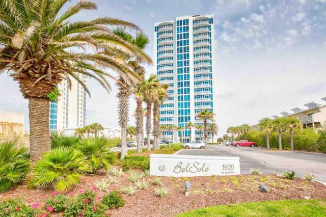 1920 W Beach Blvd #401, Gulf Shores, AL 36542 (MLS #268489) :: Elite Real Estate Solutions