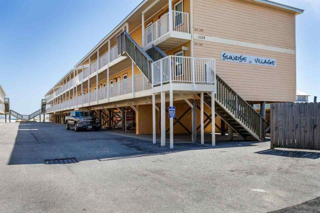 1159 W Beach Blvd #208, Gulf Shores, AL 36542 (MLS #268504) :: Coldwell Banker Seaside Realty