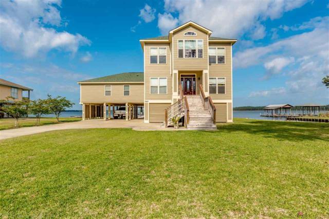 7687 Bayshore Drive, Elberta, AL 36530 (MLS #268534) :: Elite Real Estate Solutions