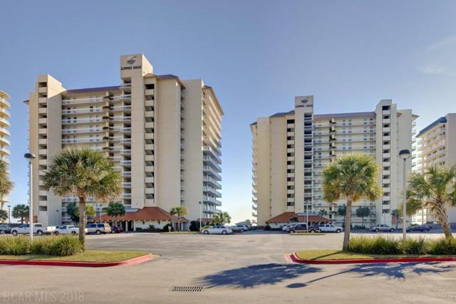 25020 Perdido Beach Blvd 805B, Orange Beach, AL 36561 (MLS #268690) :: The Premiere Team