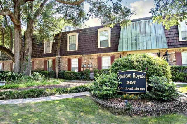 207 S Mobile Street #202, Fairhope, AL 36532 (MLS #268722) :: Elite Real Estate Solutions