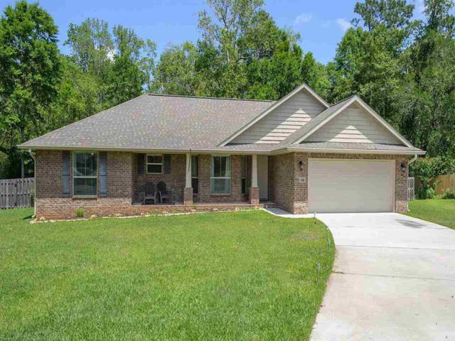 25489 Seraphim Ct, Loxley, AL 36551 (MLS #268743) :: Karen Rose Real Estate