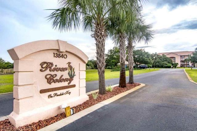 13840 River Road #302, Pensacola, FL 32507 (MLS #268749) :: The Premiere Team