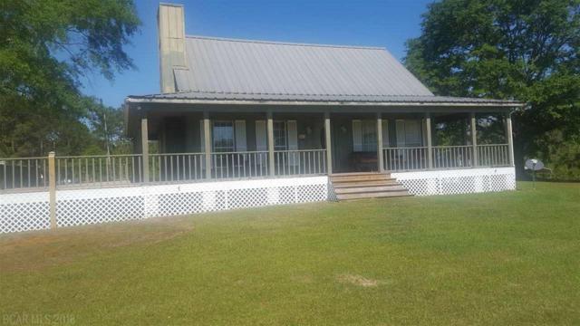 22611 Koier Rd, Robertsdale, AL 36567 (MLS #268795) :: Ashurst & Niemeyer Real Estate