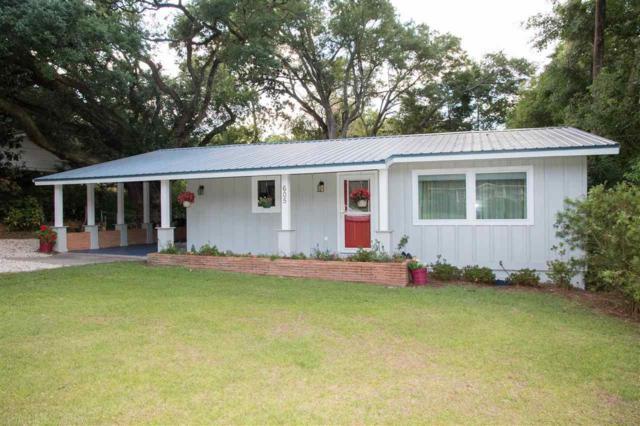 605 Johnson Avenue, Fairhope, AL 36532 (MLS #268827) :: Karen Rose Real Estate