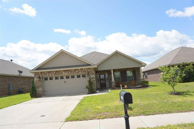 10019 S Summer Woods Circle, Mobile, AL 36695 (MLS #268894) :: The Premiere Team