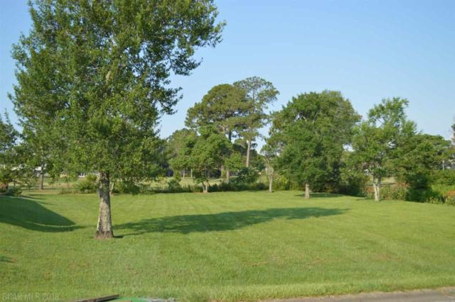 0 Lakeview Drive, Foley, AL 36535 (MLS #268915) :: Elite Real Estate Solutions