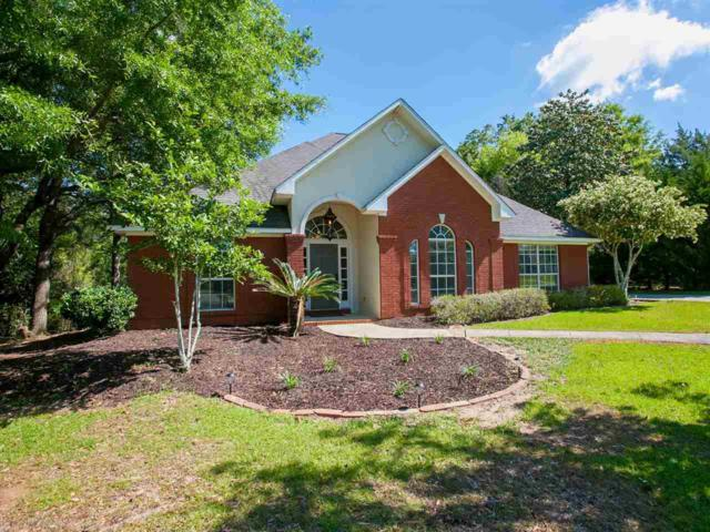 11119 Lake Circle, Daphne, AL 36526 (MLS #268996) :: The Kim and Brian Team at RE/MAX Paradise