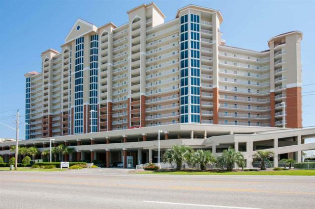 455 E Beach Blvd #1208, Gulf Shores, AL 36542 (MLS #269123) :: Karen Rose Real Estate