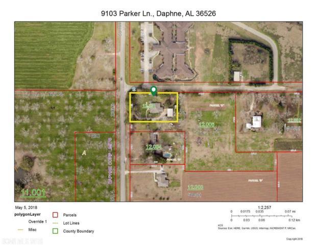 9301 Parker Lane, Daphne, AL 36526 (MLS #269297) :: Karen Rose Real Estate