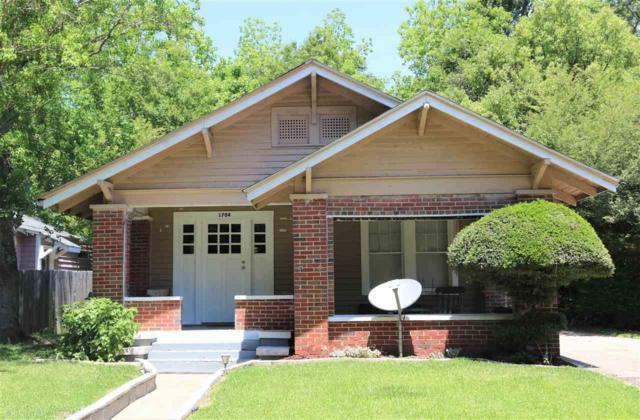 1704 Laurel St, Mobile, AL 36604 (MLS #269346) :: Gulf Coast Experts Real Estate Team