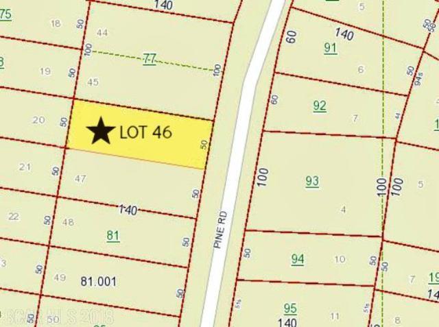 0 Pine Road, Orange Beach, AL 36561 (MLS #269462) :: Gulf Coast Experts Real Estate Team