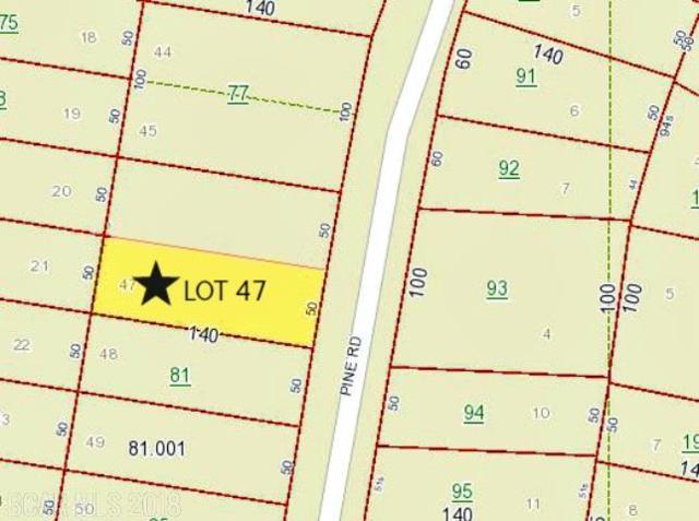 0 Pine Road, Orange Beach, AL 36561 (MLS #269464) :: Gulf Coast Experts Real Estate Team