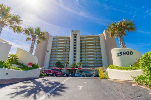 25800 Perdido Beach Blvd #1107, Orange Beach, AL 36561 (MLS #269532) :: Karen Rose Real Estate