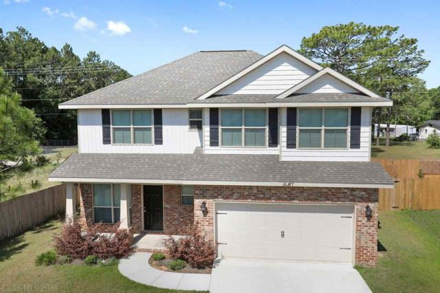 16977 Russet Court, Foley, AL 36535 (MLS #269570) :: Elite Real Estate Solutions