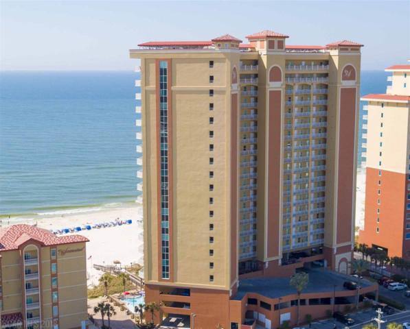 401 E Beach Blvd #506, Gulf Shores, AL 36542 (MLS #269612) :: The Premiere Team