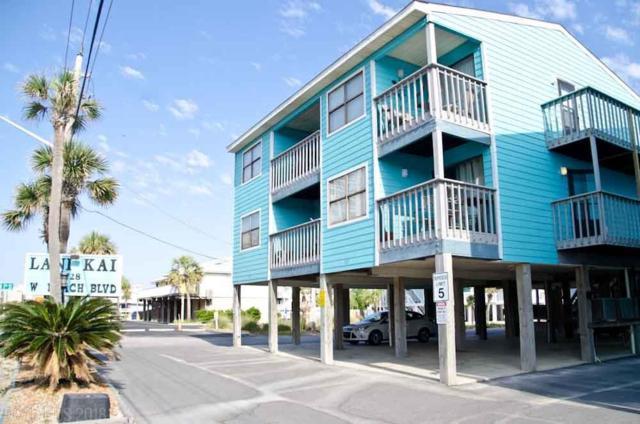 728 W Beach Blvd #203, Gulf Shores, AL 36542 (MLS #269623) :: Bellator Real Estate & Development