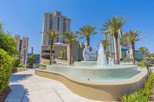 24060 Perdido Beach Blvd #505, Orange Beach, AL 36561 (MLS #269653) :: The Kim and Brian Team at RE/MAX Paradise
