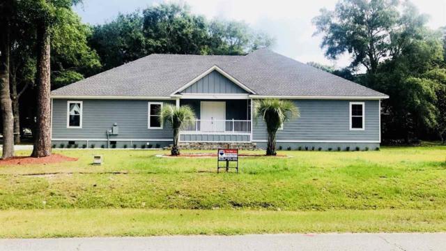 536 Wedgewood Drive, Gulf Shores, AL 36542 (MLS #269707) :: Elite Real Estate Solutions