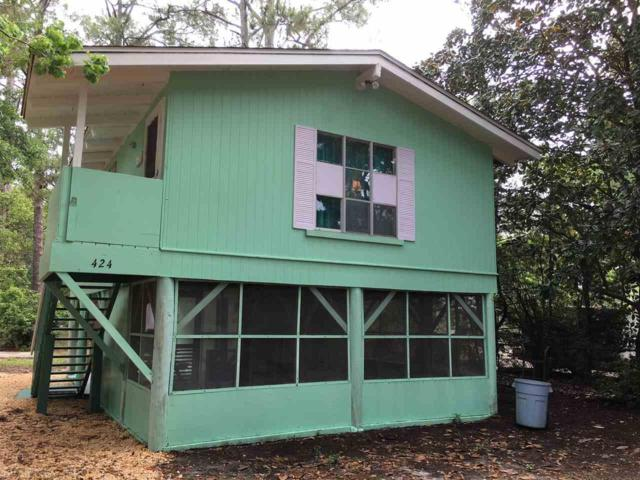 424 W Canal Drive, Gulf Shores, AL 36542 (MLS #269729) :: Gulf Coast Experts Real Estate Team