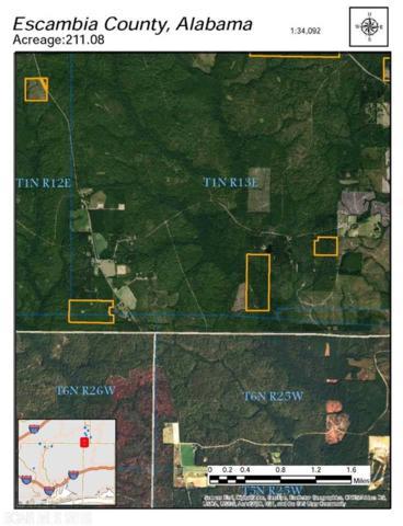 0 Bradley Road, Brewton, AL 36426 (MLS #269953) :: Gulf Coast Experts Real Estate Team