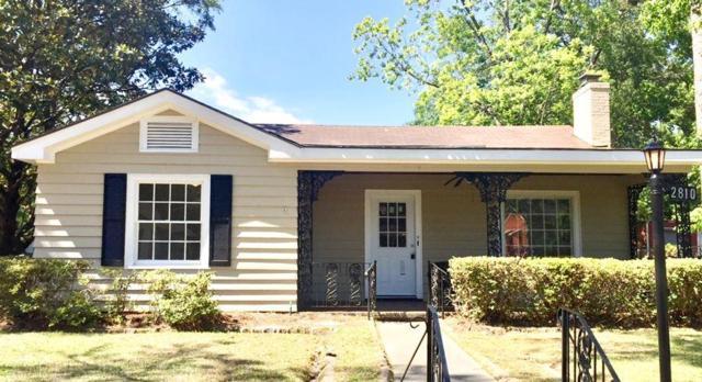 2810 S Chadwick Drive, Mobile, AL 36606 (MLS #269962) :: Gulf Coast Experts Real Estate Team
