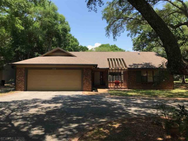 308 Magnolia Drive, Gulf Shores, AL 36542 (MLS #269977) :: Ashurst & Niemeyer Real Estate