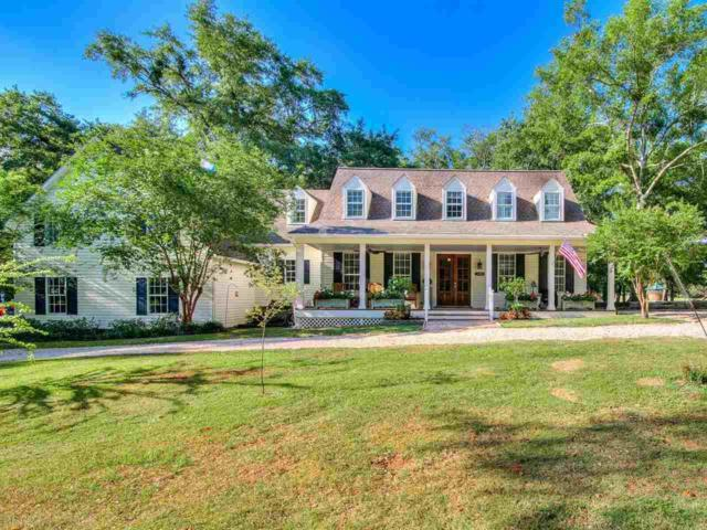 14905 Frego Lane, Fairhope, AL 36532 (MLS #270059) :: Karen Rose Real Estate
