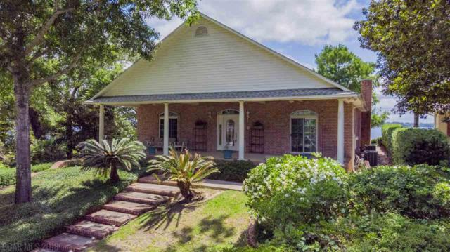 2105 Clubhouse Drive, Lillian, AL 36549 (MLS #270072) :: The Kim and Brian Team at RE/MAX Paradise