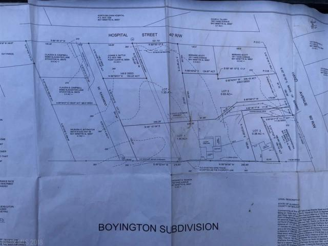 1805 Hand Av, Bay Minette, AL 36507 (MLS #270085) :: Gulf Coast Experts Real Estate Team