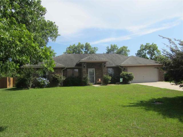 21372 Grady Dr, Summerdale, AL 36580 (MLS #270191) :: Elite Real Estate Solutions