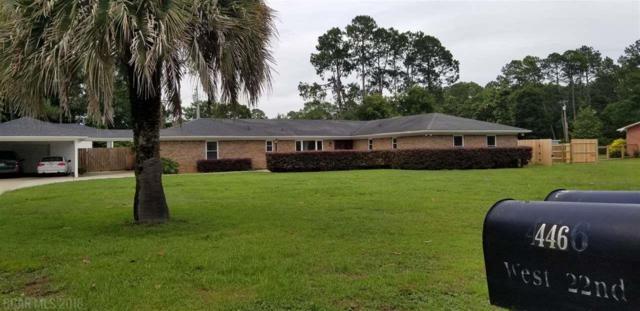 446 W 22nd Avenue, Gulf Shores, AL 36542 (MLS #270208) :: Jason Will Real Estate