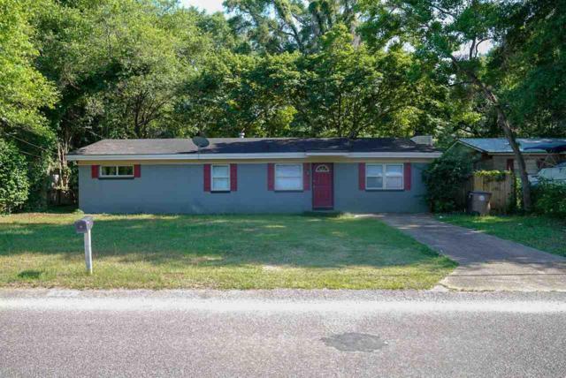 5413 Forest Park Dr, Mobile, AL 36618 (MLS #270268) :: Elite Real Estate Solutions