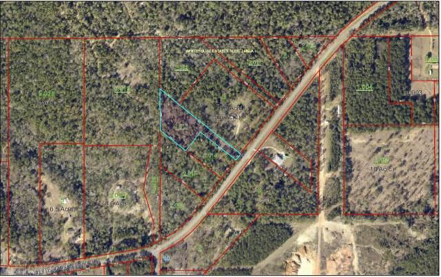 Lot 4 Whitehouse Fork Road, Bay Minette, AL 36507 (MLS #270272) :: Elite Real Estate Solutions