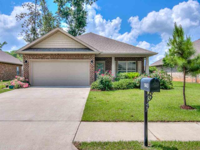 1443 Surrey Loop, Foley, AL 36535 (MLS #270312) :: Elite Real Estate Solutions