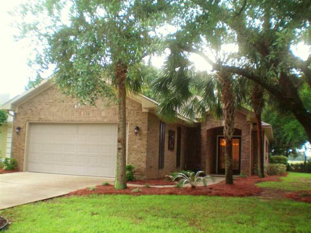 10 Lakeside Dr, Gulf Shores, AL 36542 (MLS #270405) :: The Kim and Brian Team at RE/MAX Paradise