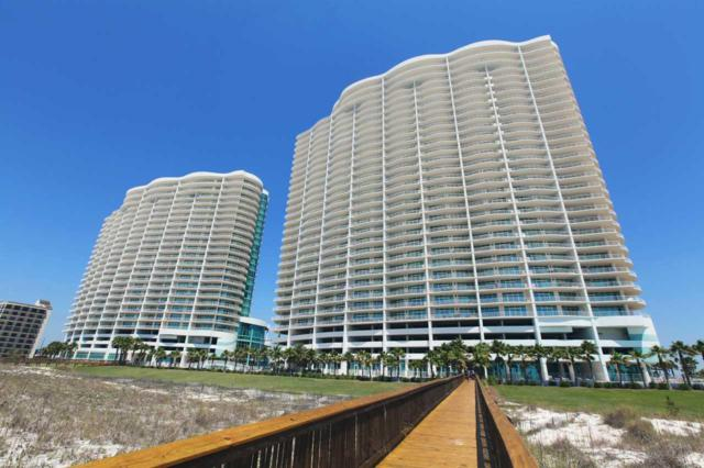 26302 Perdido Beach Blvd C1801, Orange Beach, AL 36561 (MLS #270456) :: The Kim and Brian Team at RE/MAX Paradise