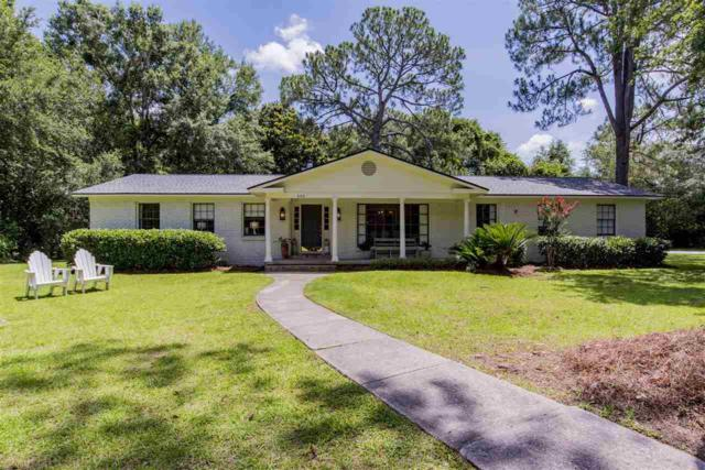 595 Hancock Rd, Fairhope, AL 36532 (MLS #270490) :: Elite Real Estate Solutions