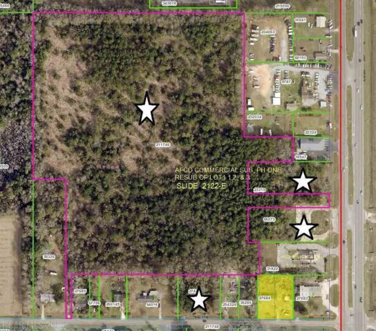 0 Highway 59, Foley, AL 36535 (MLS #270539) :: Gulf Coast Experts Real Estate Team