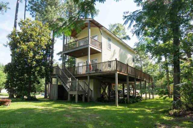 8865 Shore Dr, Foley, AL 36535 (MLS #270585) :: Elite Real Estate Solutions