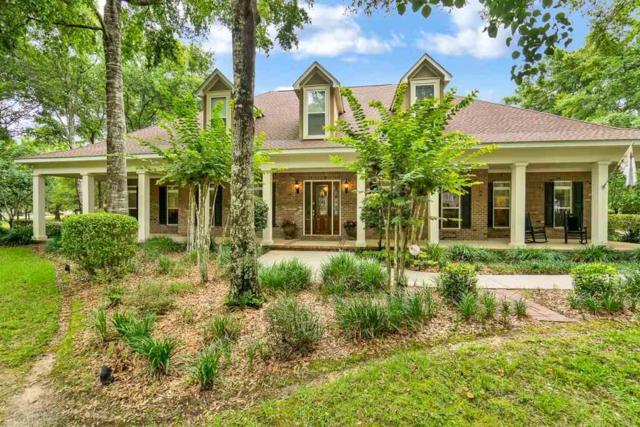 17340 Oakwood Trail, Fairhope, AL 36532 (MLS #270600) :: Gulf Coast Experts Real Estate Team