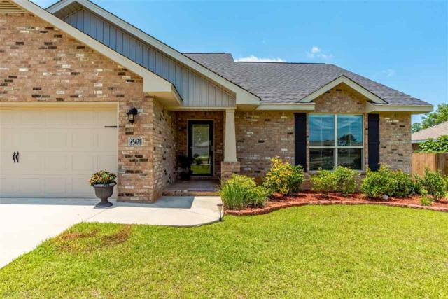 25471 Monarch Ct, Loxley, AL 36551 (MLS #270630) :: Karen Rose Real Estate