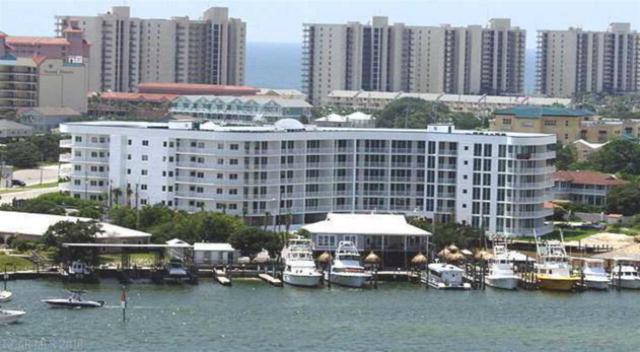 27501 Perdido Beach Blvd #504, Orange Beach, AL 36561 (MLS #270673) :: Bellator Real Estate & Development