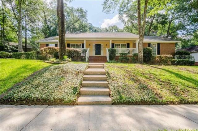 2105 W Charingwood Drive, Mobile, AL 36695 (MLS #270674) :: Gulf Coast Experts Real Estate Team