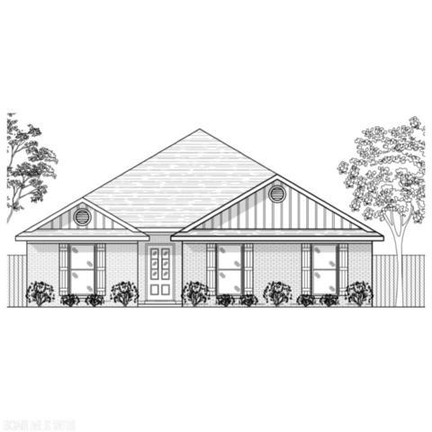 17147 Cold Mill Lp, Foley, AL 36535 (MLS #270679) :: Elite Real Estate Solutions